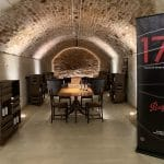 See the underground cellars where the wines are kept at a perfect temperature for wines to mature.