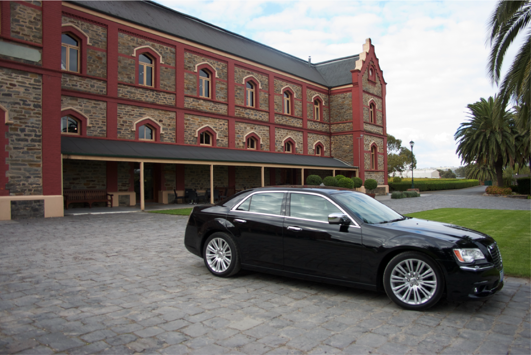Chateau Tanunda winery