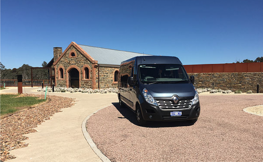 Bus tours Barossa Valley